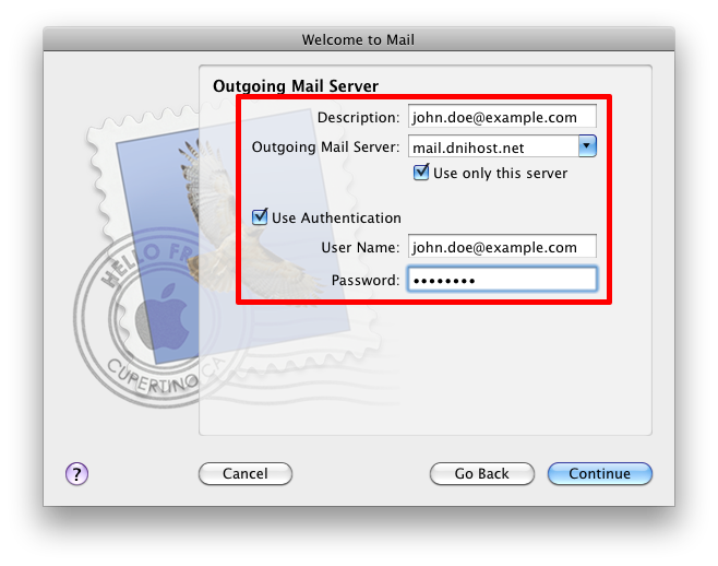 how to create email list in apple mail