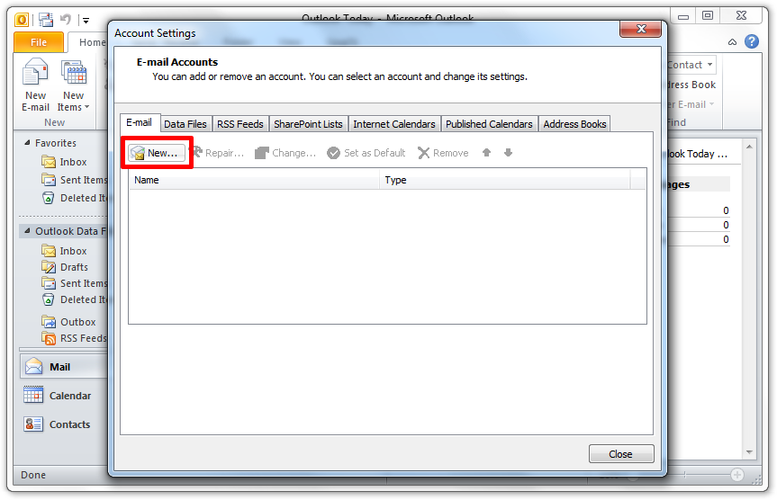 Microsoft Outlook step by step in SearchWorks catalog